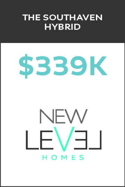 Your Choice The Southaven New Level Homes